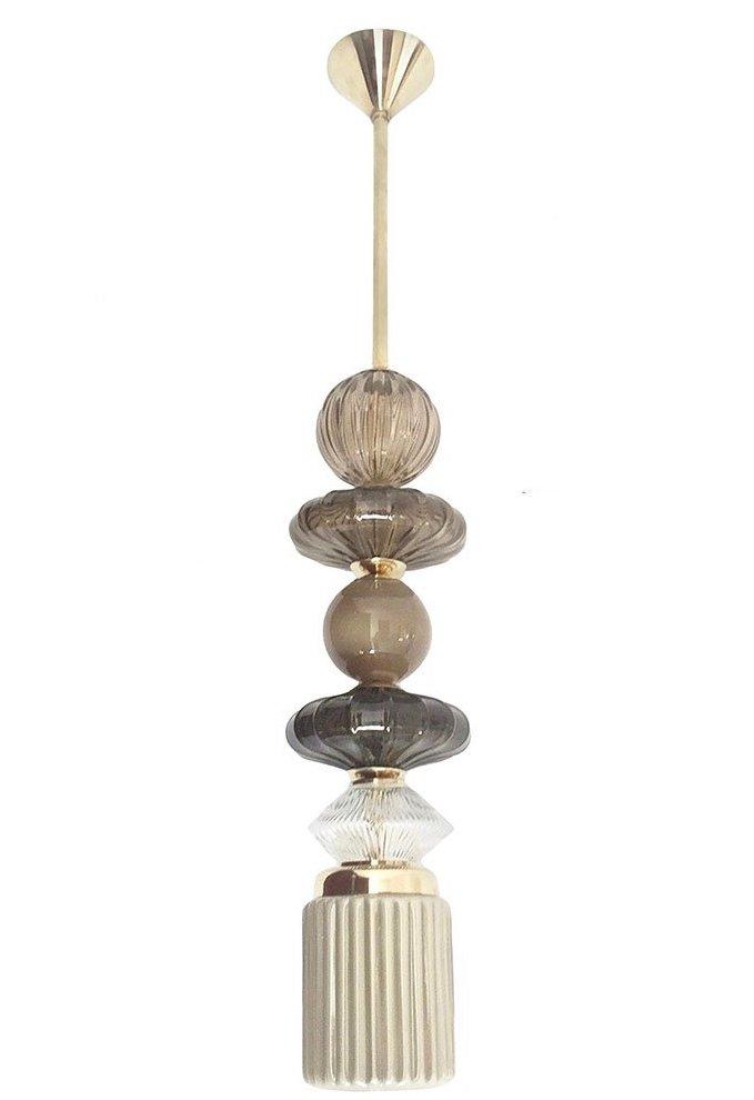 customizable-taupe-gold-ivory-white-murano-glass-pendant