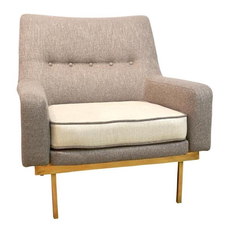 arflex-twotone-armchair-grey-white-brass