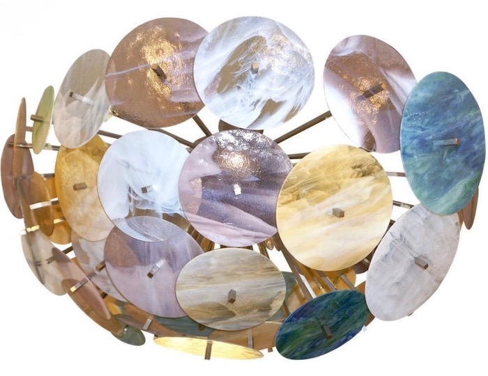 contemporary-nickel-murano-glass-disk-oval-sputnik