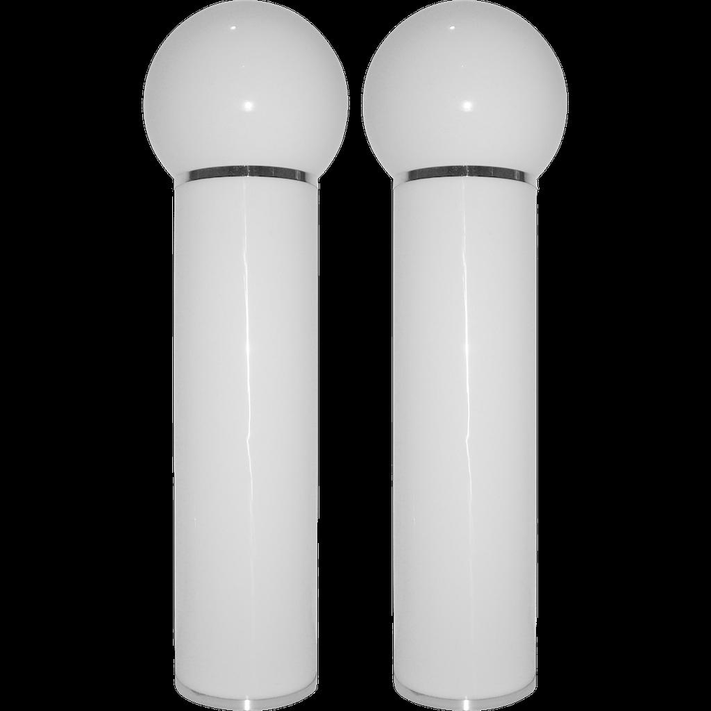 white-plexiglass-lamps