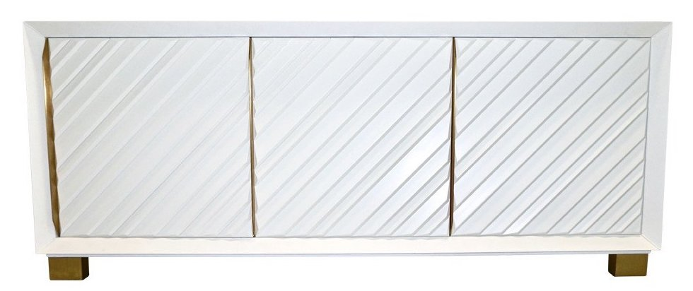 Frigerio-1970s-Italian-White-Lacquered-Carved-Wood-Credenza