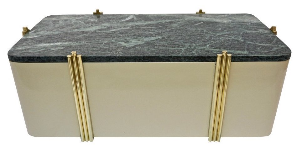 artdeco-green-marble-white-coffee-table