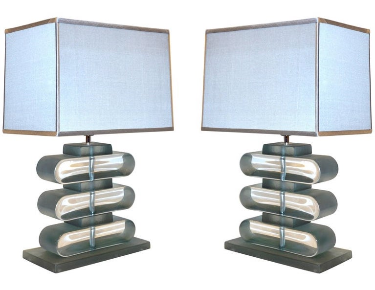 modern-nickel-smoked-aqua-glass-architectural-lamps-792pg