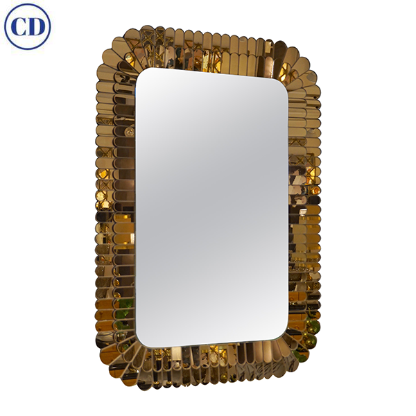 contemporary-italian-bronze-murano-glass-stepped-mirror