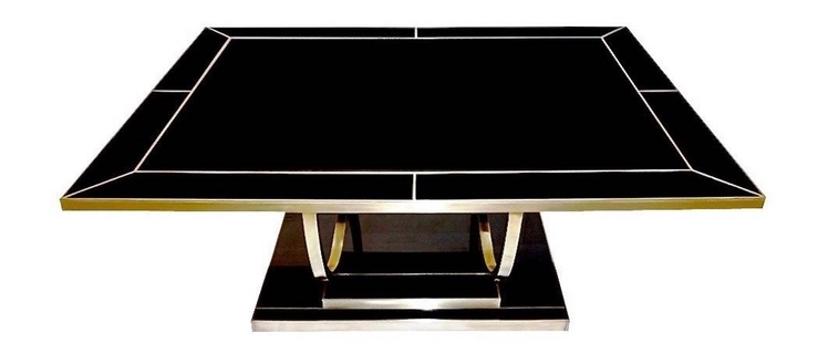 black-glass-and-brass-coffee-table-on-curved-legs