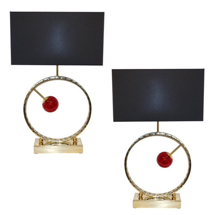 monumental-brass-red-console-lamps-809ph