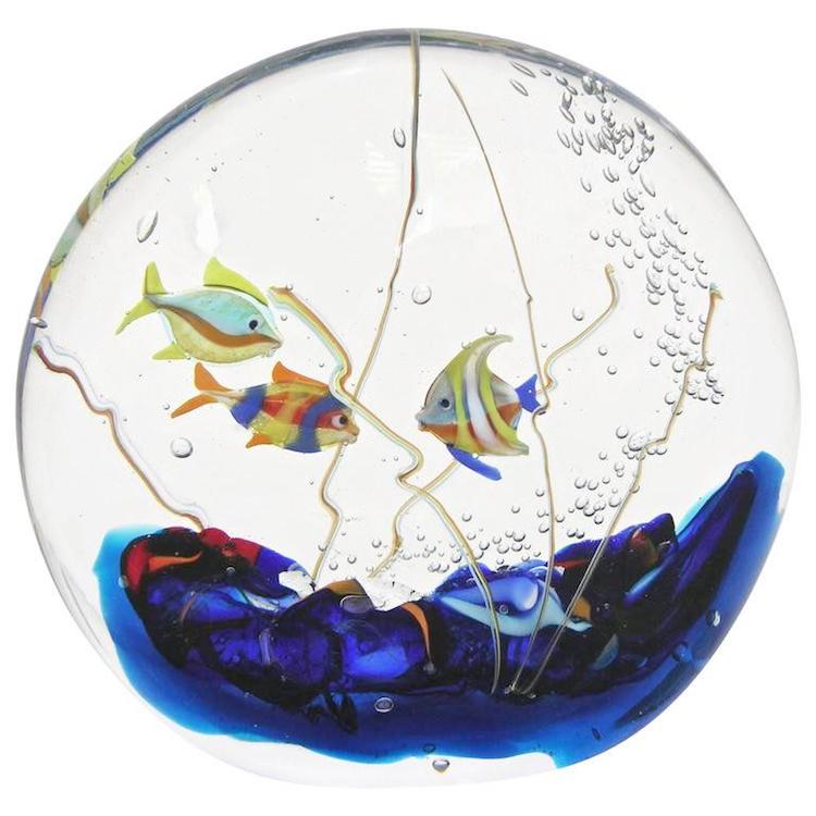 blue-red-yellow-green-murano-glass-aquarium