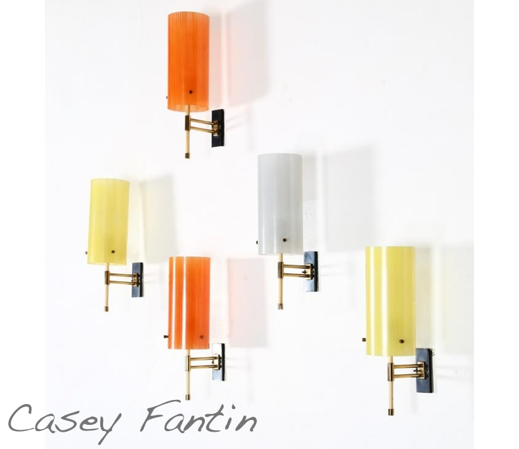 Casey-Fantin-Wall-Lights-orange-white-yellow