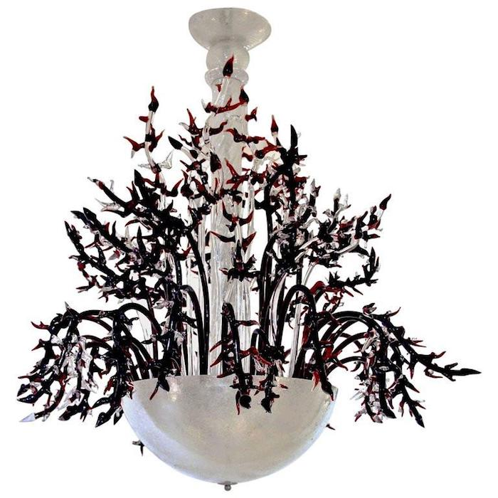 modern-coral-murano-glass-chandelier