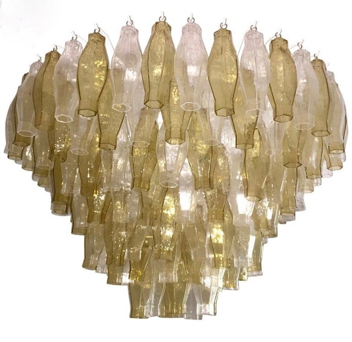 poliedri-amber-crystal-murano-glass-chandelier