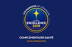 Logo Label d'Excellence 2019
