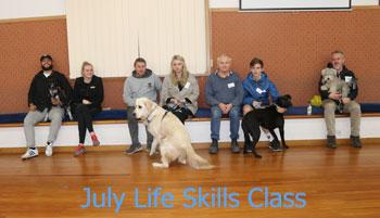 Life Skills Class- July 2017