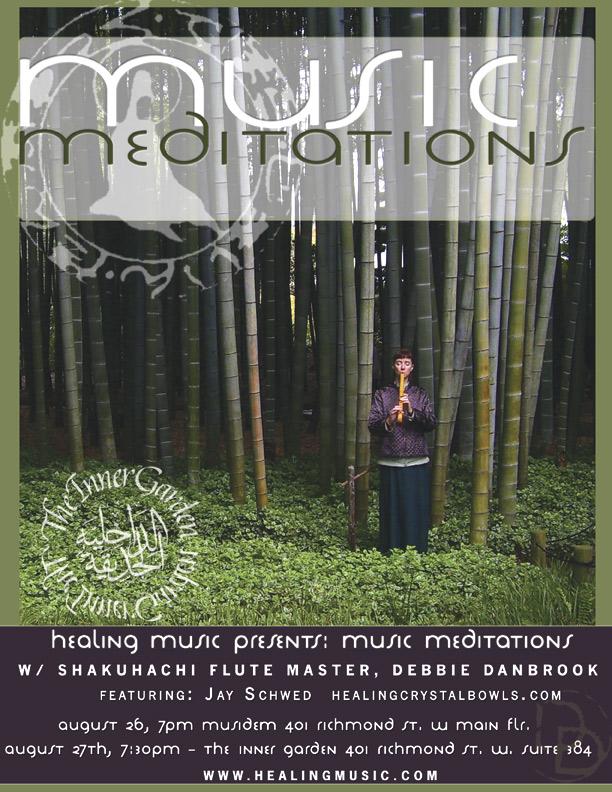 music meditations august
