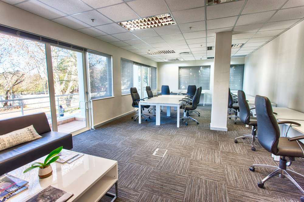 Executive Office Suite at The Business Exchange