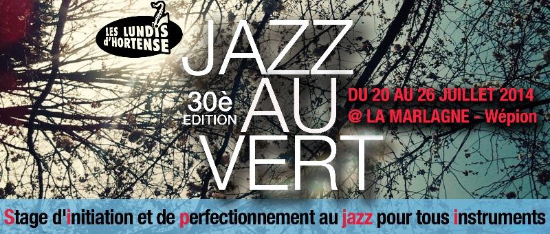 Logo Jazz au Vert
