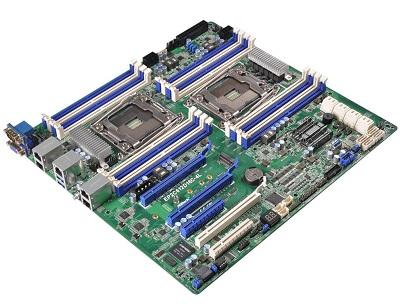 Motherboard Server Grade EP2C612D16C-4L