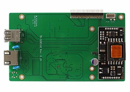 TB-528E1U2POE Extension I/O Board for ARCHMI Series.