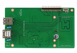 TB-528E1U2 Extension I/O Board for ARCHMI Series.