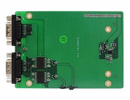 TB-528C2I Extension I/O Board for ARCHMI Series.