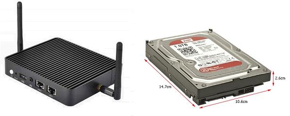 mini PC ASROCK uBOX-110