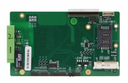 TB-528CAN2 Extension I/O Board for ARCHMI Series.