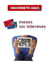 Inscribete aqui