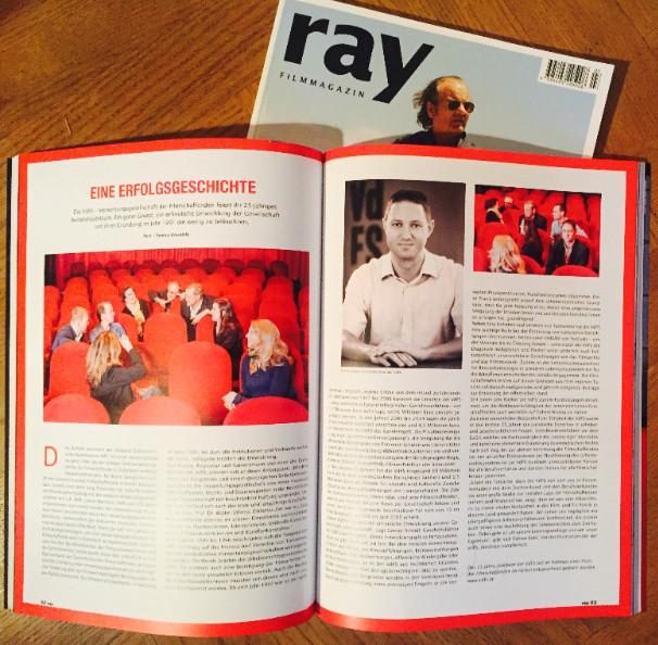 ray Filmmagazin März 2016