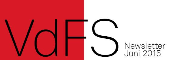 VdFS Verwertungsgesellschaft der Filmschaffenden NL Juni #1