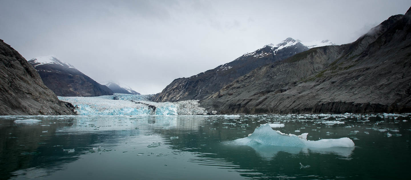 Photography Workshop tour in Glacier Bay Alaska at McBride Glacier