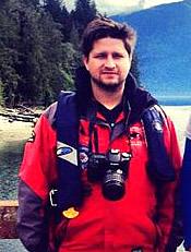 Josh McInnes Alaska Cruise