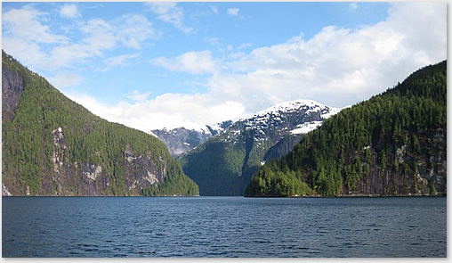 Inside Passage Trips with Northwest Navigation