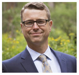 Bradley Fauteux has been forced to resign as CEO of Parks Victoria.