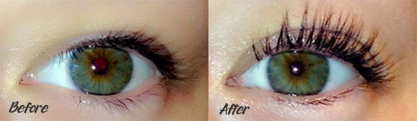 Lash Lift Service at Zen Skincare and Waxing, Asheville NC