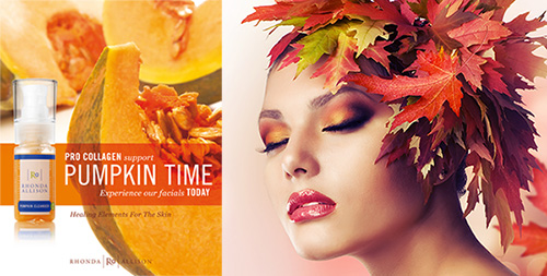 Pumpkin Enzyme Refresher Express Facial at Zen Skincare Waxing Studio, Asheville NC