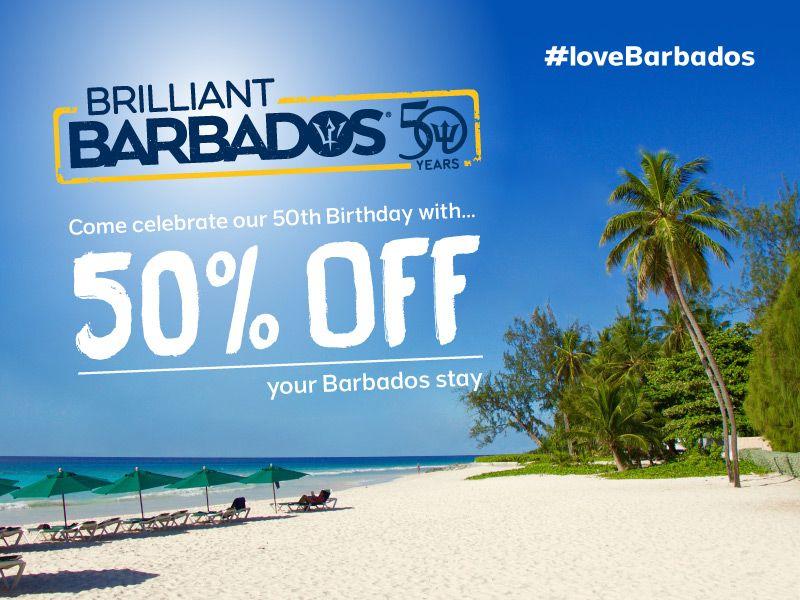 BRILLIANT BARBADOS 50