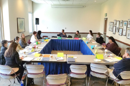 IDN Participants Meet in Boise