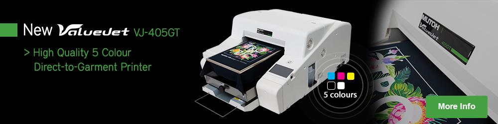 ValueJet 405GT direct-to-garment printer