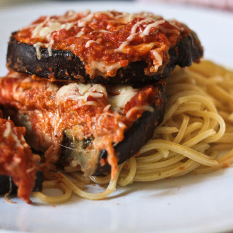 Gail's Eggplant Parmesan_Amista Vineyards