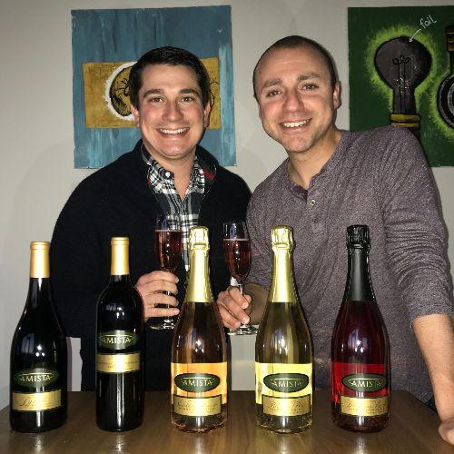 Jon Bellante & Brian Gambino