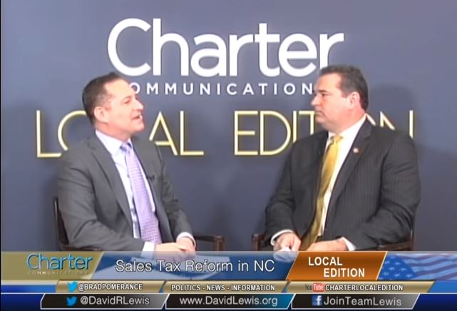 Charter Local Edition Interview with NC State Representative David Lewis