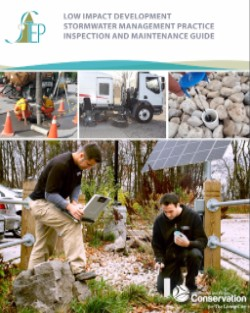 Cover of the Low Impact Development Inspection and Maintenance Giude