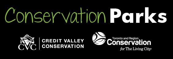 Conservation Parks Newsletter published by Toronto and Region Conservation (TRCA) and Credit Valley Conservation