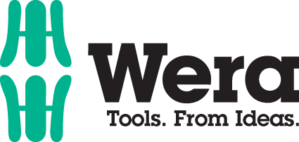 Wera Tools logo: Tools. From Ideas.