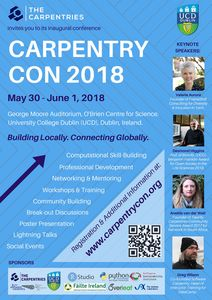 CarpentryCon Update