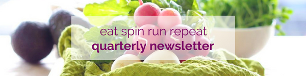 eat spin run repeat quarterly newsletter