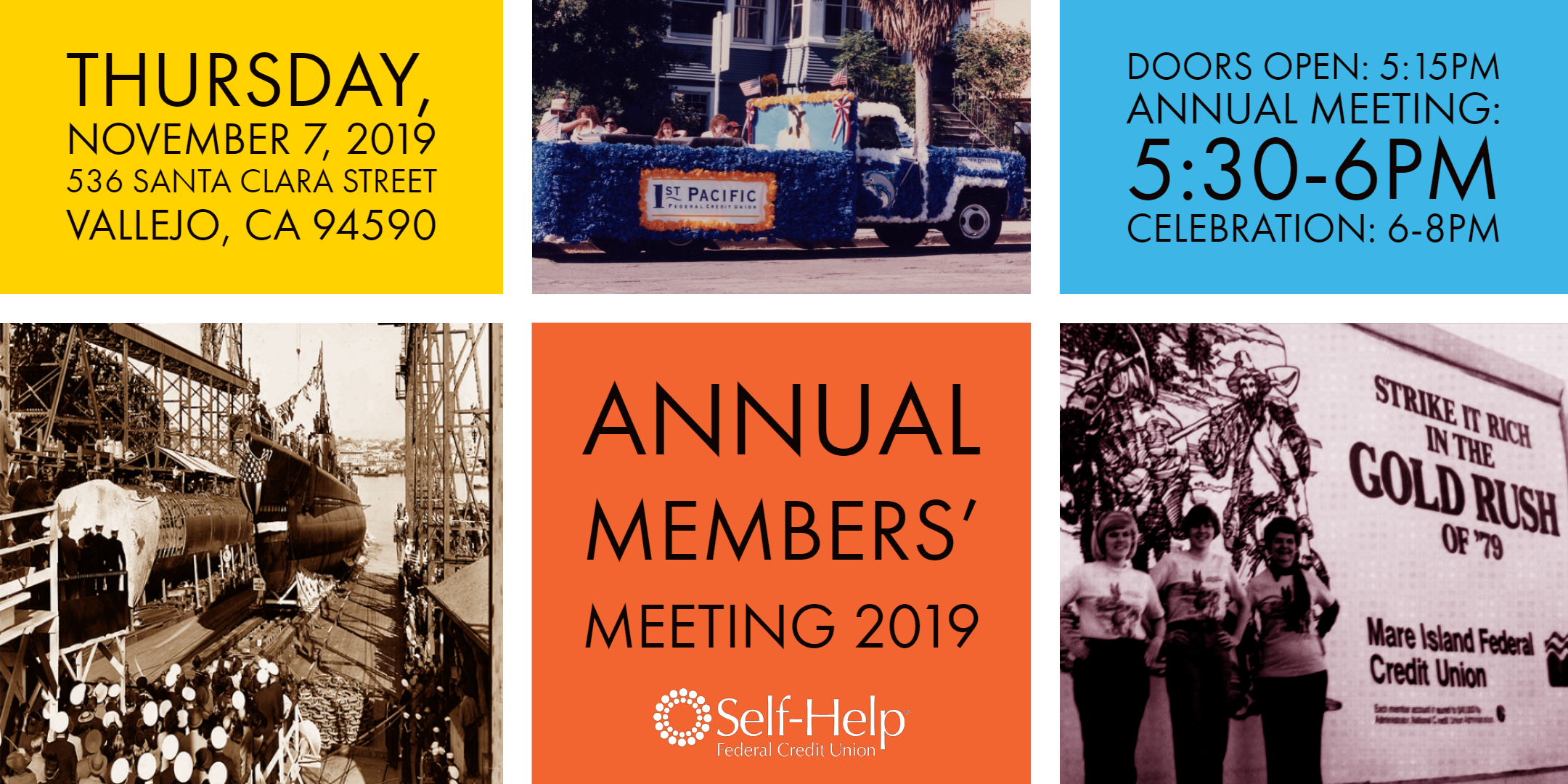 Annual Members' Meeting 2019