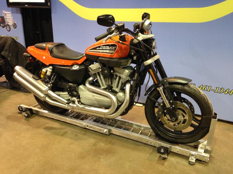 Condor Motorcycle Garage Dolly - Intro
