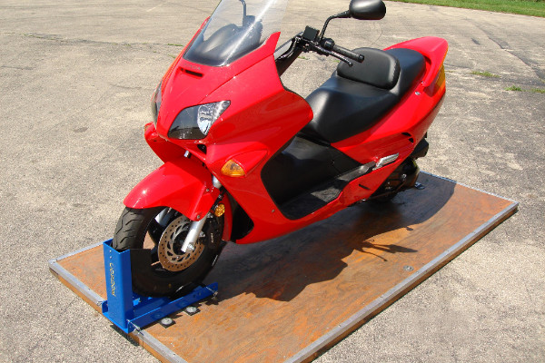 Scooter Chock (Part# SCC-4000)