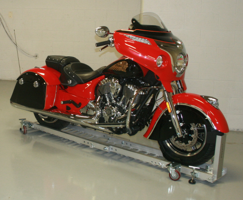 Click Here to Watch The Motorcycle Garage Dolly In Action!