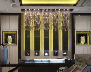 Ritz-Carlton Reception Desk